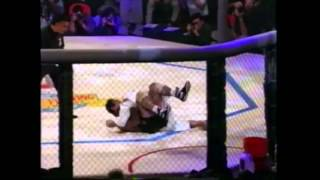 The history of UFC 1