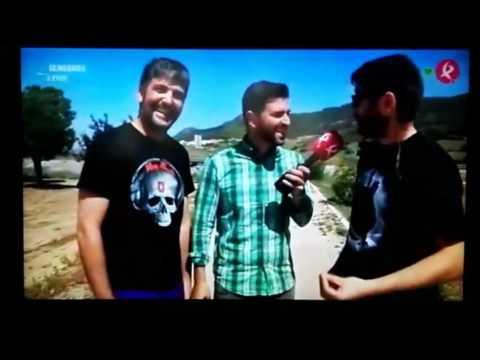 ZARZA-CAPILLA en Vive la Tarde Canal Extremadura
