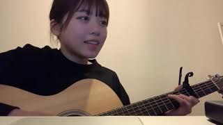 YOASOBI Yoru-ni Kakeru Acoustic Guiter Japenese