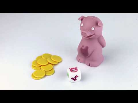 Youtube Video for Stinky Pig Game - Pass him quickly!