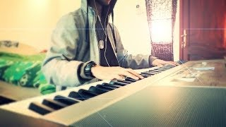 Eminem - Stronger Than I Was [Piano/Instrumental Cover]