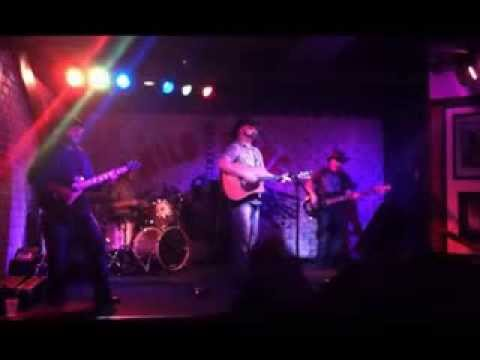 """Saltwater Cowboy"" performed by The Brady Smith Band at Wild Wing Cafe, Mt. Pleasant, SC"