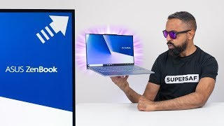The Almost Bezel-less Laptop - ASUS ZenBook S13 Unboxing