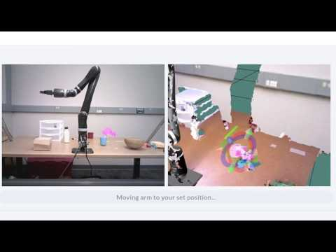 More efficient, faster technique to remotely operate robots