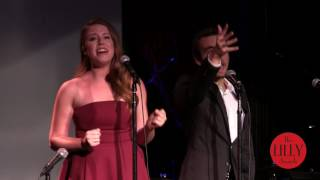 "Allie Trimm & Aaron Simon Gross - ""Coming True"" (Winnie Holzman & David Evans)"