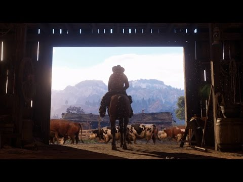 Commercial for Red Dead Redemption 2 (2016 - 2017) (Television Commercial)