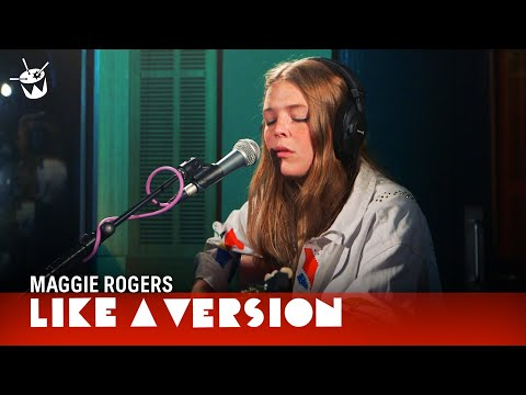 Maggie Rogers - 'On + Off' (live On Triple J)