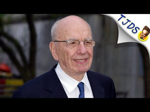 Rupert Murdoch Shamelessly Denies Sexual Harassment At Fox News