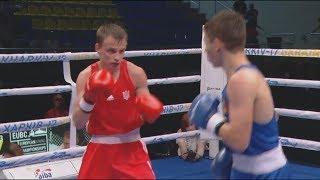 ЧЕ-2017 (52kg) Дмитрий ЗАМОТАЕВ (UKR) – Д.Платоновский (MDA)