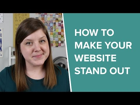 How to Build a Website | Make Your Website Stand Out