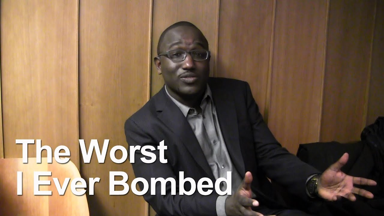 Worst I Ever Bombed: Hannibal Buress thumbnail