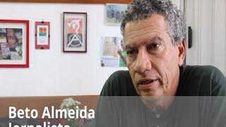 TV NPC Entrevista Beto Almeida