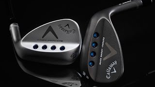 Callaway Mack Daddy Forged Wedges
