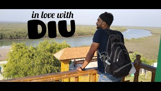 Ahmedabad to Diu by Road🏍️ / Best places to visit in Diu Island / Travelled & Explored within 24 hrs