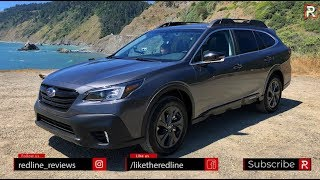 The 2020 Subaru Outback XT Is Back With Even More Turbocharged Power!
