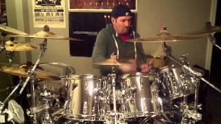 Crash and Burn (April Wine) Drum Cover by Eddie Thomas