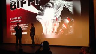 """ZOMBIE FEVER"" Premiere. Brussels International Fantastic Film Festival 2013"