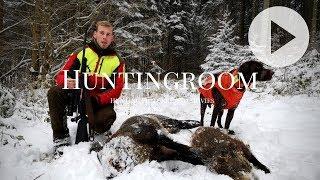 Drückjagd Sauen Im Schnee A Huntingroom Story 15