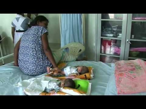 Rebuilding after the Tsunami, UNFPA Helps Sri Lanka Care for Women
