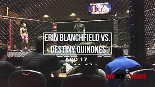 ACC 17 Full Fight: Erin Blanchfield vs. Destiny Quinones
