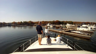 preview picture of video 'Boat Cruise To Orillia'