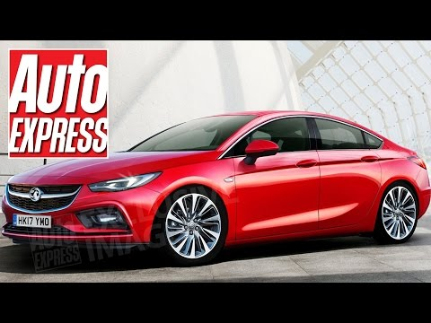 The 2017 Vauxhall Insignia is coming! Spy video and exclusive image