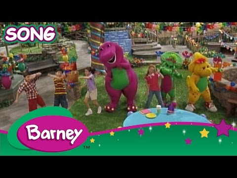 barney come sing and dance with barney