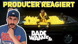 Producer REAGIERT Auf KC Rebell Feat. Gringo   Badewanne (prod. By Juh Dee)
