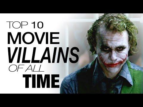 10 nejlepších filmových padouchů