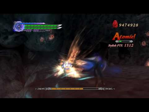 Devil May Cry 4 DMD M20 88秒通關