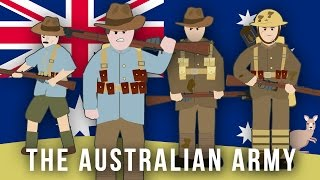 WWI Factions: The Australian Army