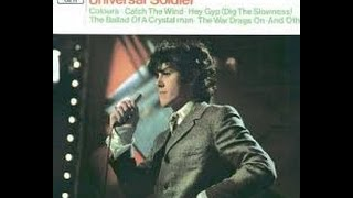 Donovan Universal Soldier - Why Do You Treat Me Like You Do / MarblesRecords 1967