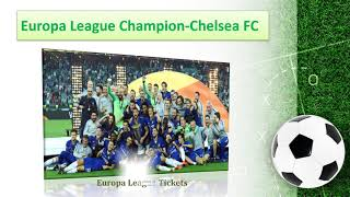 Buy Europa league tickets from SportTicketOffice for Peace of Mind