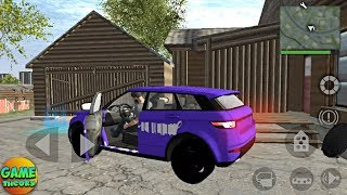 Mad Out 2 Big City Online Game Update#3 New Rover Car  Android GamePlay FHD