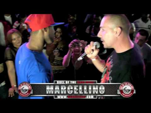 MARCELLINO vs REEPER W/ Guest Host SHOTGUN SUGE @ Fete