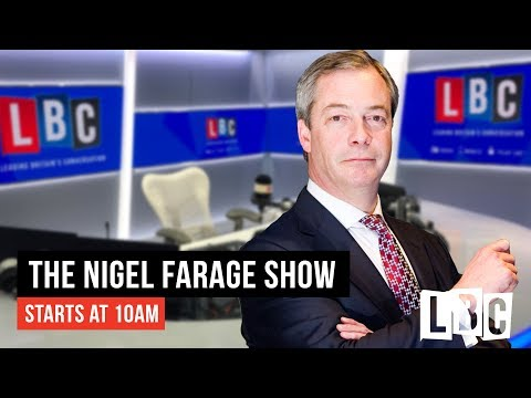 The Nigel Farage Show 22 September 2019