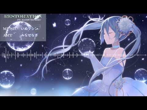 【初音ミクV3 - Hatsune Miku】RESTORATION【Original】
