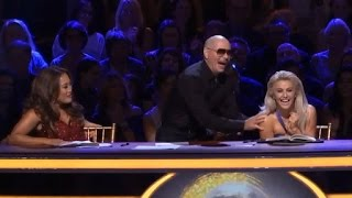 Pitbull's Derogatory DWTS Comment Is Harassment – Here's Why
