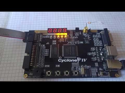 FPGA ADC testi - смотреть онлайн на Hah Life