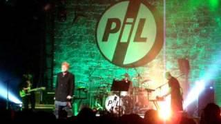 "Public Image Ltd. -PIL- live 21.12.2009 Brixton Academy London ""Tie Me To The Length Of That"""