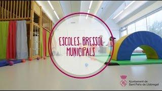 preview picture of video 'Escoles bressol municipals a Sant Feliu de Llobregat'