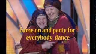 ESC Eurovision 2012 - Russia - Buranovskiye Babushki - Party for Everybody [English Subtitles]