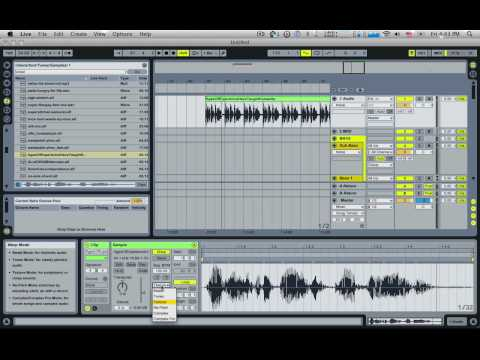 ableton live tip quick vocal stuttering sound synthtopia. Black Bedroom Furniture Sets. Home Design Ideas