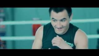"Бокс. Фильм - Автобиография.  ""Жанат Жакиянов - Ни Шагу Назад!"""