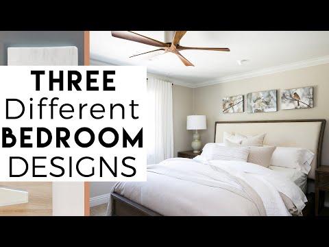 3 Bedroom Designs | Interior Design | 3 Design Styles | Rancho Santa Fe, REVEAL #5