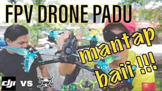FPV DRONE | LAGI PADU DARI DJI ❓❓