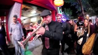 La Chasse-Balcon invite l'Urban Science Brass Band !!