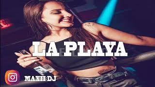 LA PLAYA REMIX  - MYKE TOWERS ✘ [FIESTERO REMIX] ✘ MAXII DJ
