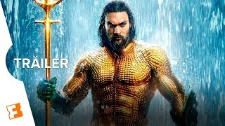 Aquaman - Tráiler Oficial Final (Sub. Español)