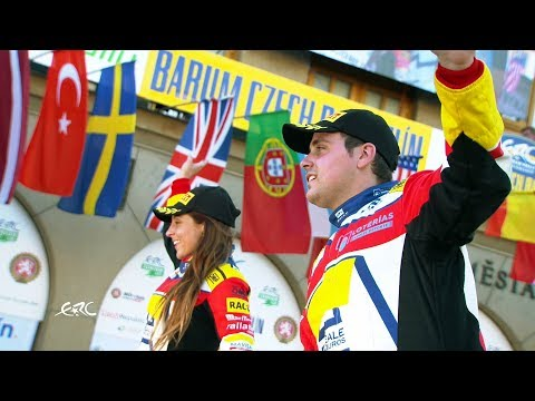 Barum Czech Rally Zlin 2019 - ERC3 Highlights LEG2